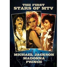 Various Artists - The First Stars Of MTV (3DVD) [NTSC]